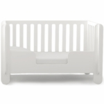 Oeuf Elephant Toddler Bed Conversion Kit in White