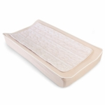 Oilo Changing Pad Cover & Topper in Blush