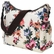 OiOi English Rose Beige Hobo Diaper Bag