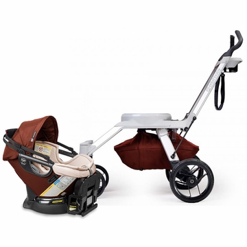 Orbit Baby G2 Frame + G3 Infant Car Seat - Mocha
