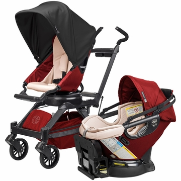 Orbit Baby G3 Essentials Kit - Ruby/Black