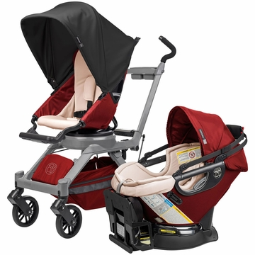 Orbit Baby G3 Essentials Kit - Ruby/Grey