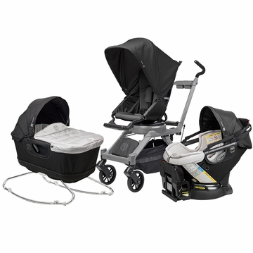 Orbit Baby G3 Newborn Package - Black/Grey