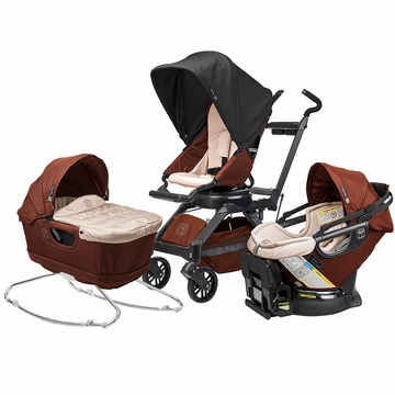 Orbit Baby G3 Newborn Package - Mocha/Black