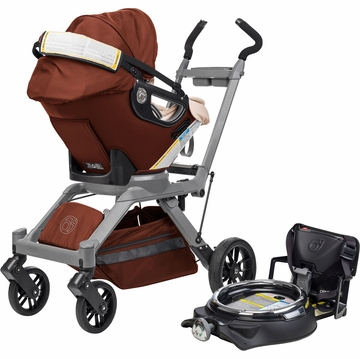 Orbit Baby G3 Starter Kit - Mocha/Grey