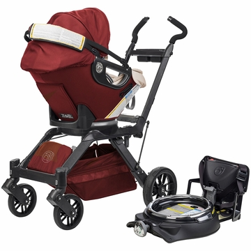 Orbit Baby G3 Starter Kit - Ruby/Black
