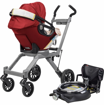 Orbit Baby G3 Starter Kit - Ruby/Grey