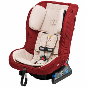 Orbit Baby G3 Toddler Car Seat - Ruby / Khaki