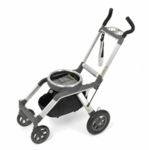 Orbit Baby Orbit Stroller Chassis in Black
