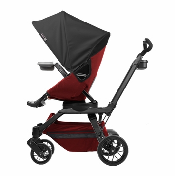 Orbit Baby G3 Stroller - Ruby / Black
