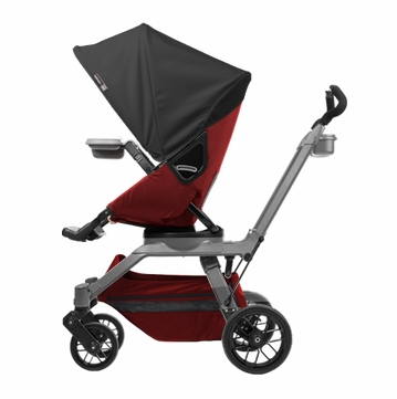 Orbit Baby G3 Stroller - Ruby / Grey