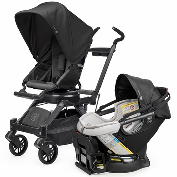 Orbit Baby G3 Travel System - Black
