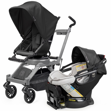Orbit Baby G3 Travel System - Black / Grey