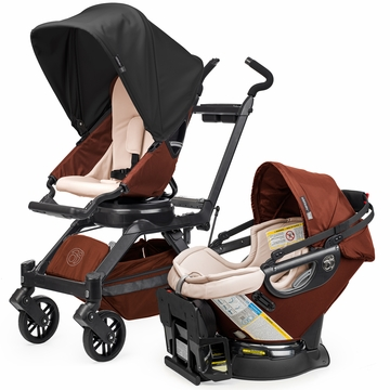 Orbit Baby G3 Travel System - Mocha / Black