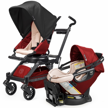 Orbit Baby G3 Travel System - Ruby / Black