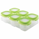 OXO Tot Baby Blocks Freezer Storage Containers 2-Ounce Set