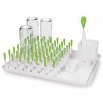 OXO Tot Bottle Drying Rack in Green