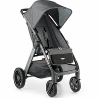 Oxo Tot Cubby Plus Stroller Heather Gray