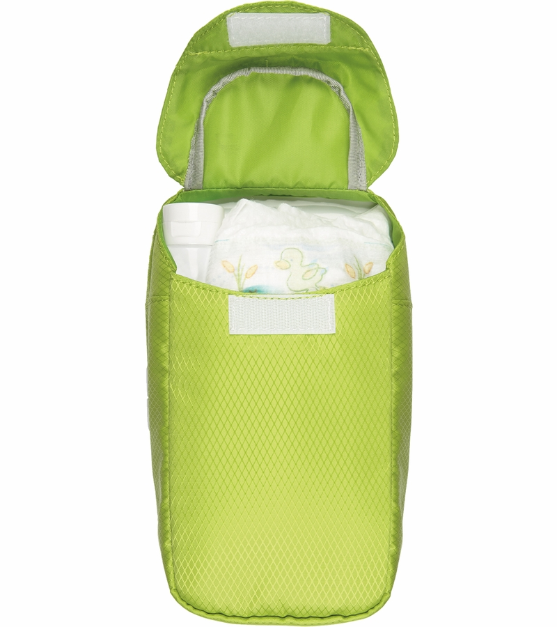 oxo tot on the go wipes dispenser with diaper pouch. Black Bedroom Furniture Sets. Home Design Ideas
