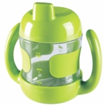 OXO Tot Sippy Cup with Handles 7 oz in Green