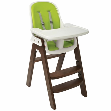 OXO Tot Sprout Chair - Green/Walnut