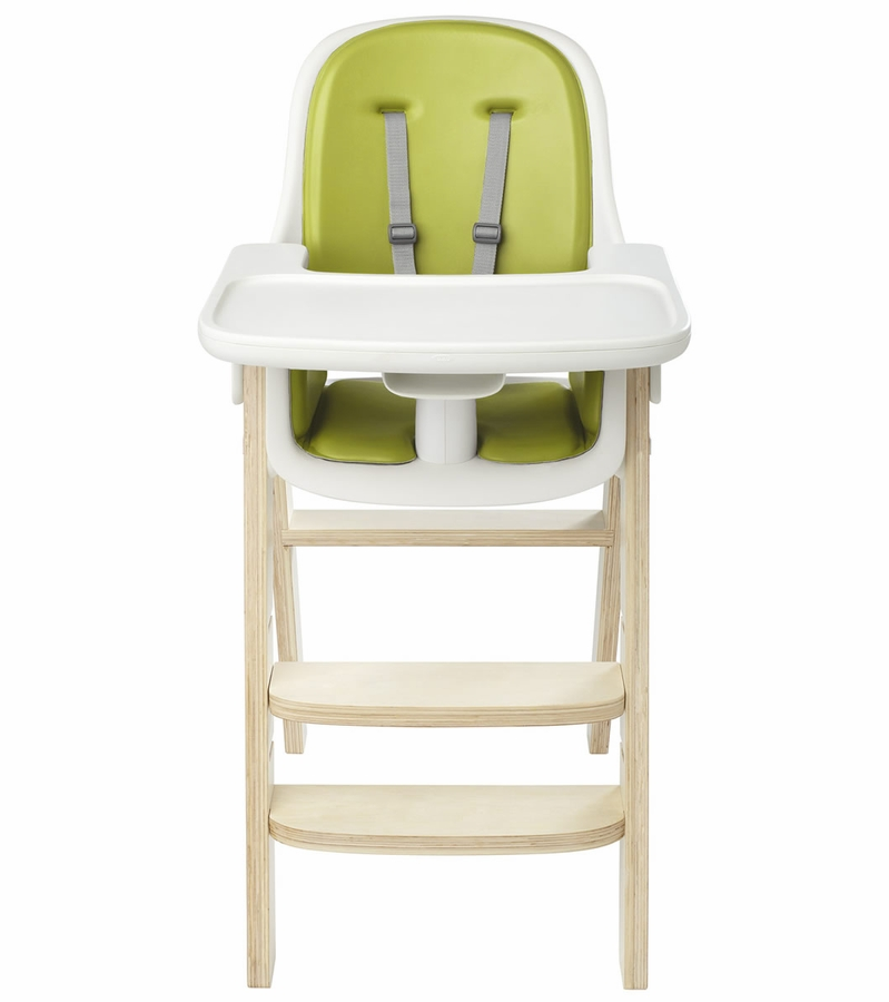 Oxo Tot Sprout High Chair Green Birch