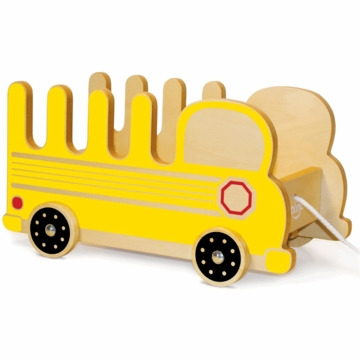 P'kolino Book Buggee - School Bus