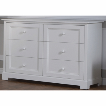 Pali Aria Double Dresser in White