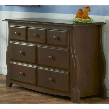 Pali Bergamo Double Dresser in Earth