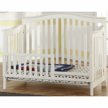Pali Bolzano Toddler Rail in White