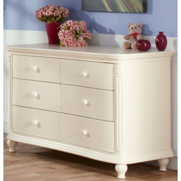 Pali Gardena Double Dresser in Dream
