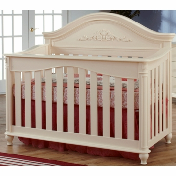 Pali Gardena Forever Crib in Dream