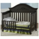 Pali Gardena Toddler Rail in Mocacchino