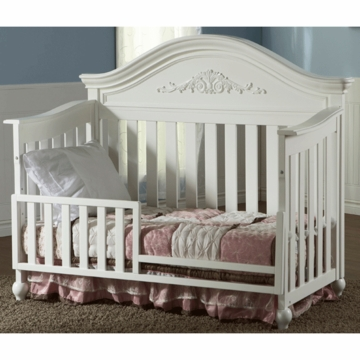 Pali Gardena Toddler Rail in White