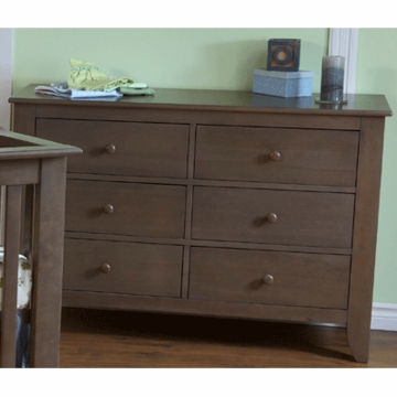 Pali Salerno Double Dresser in Slate