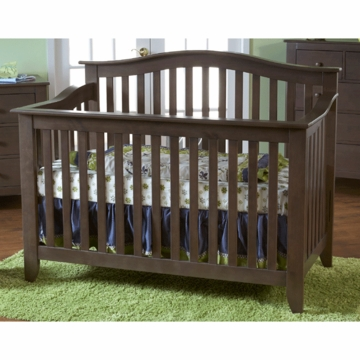 Pali Salerno Forever Crib in Slate