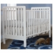 Pali Tosca Crib in White