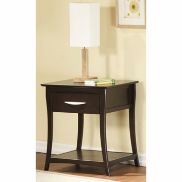 Pali Trieste Nightstand in Mocacchino
