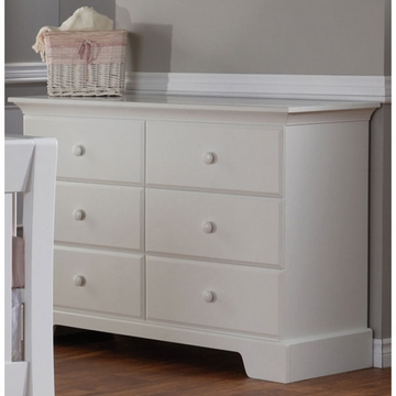 Pali Volterra Double Dresser in White