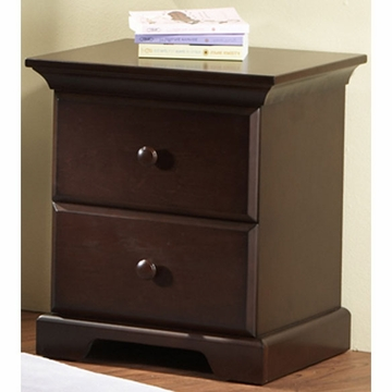 Pali Volterra Nightstand in Vintage Cherry