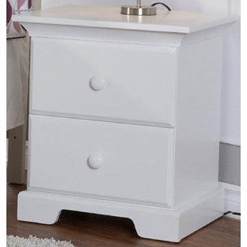 Pali Volterra Nightstand in White