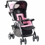 Peg Perego Aria OH Single Stroller 2007 Rose Fabric