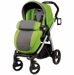Peg Perego Book Plus Stroller in Mentha (Green)