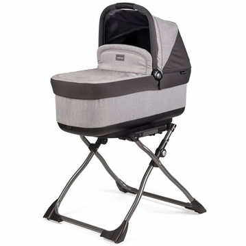 Peg Perego Book Pop Up & Navetta XL Bassinet Stand