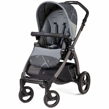 Peg Perego Book Pop Up - Portraits Grey