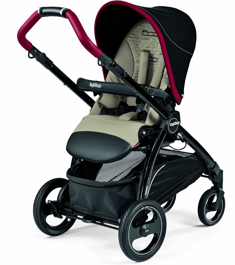 Peg Perego Book Pop Up Stroller Fiat 500