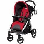 Peg Perego Book Stroller in Flamenco (Red)