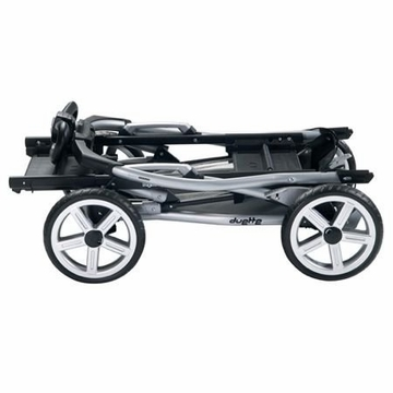 Peg Perego Duette SW Chassis - Black