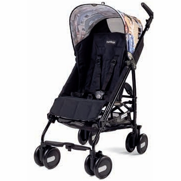 Peg Perego Pliko Mini Lightweight Stroller - House