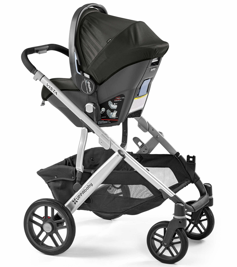 Car Seat For Uppababy Vista